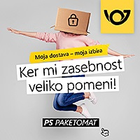 Pošta paketomat